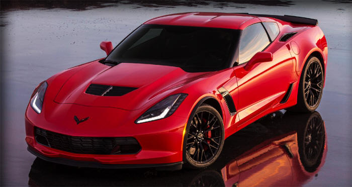 2016 Corvette Z06 Is The Most Capable Ever